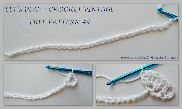 free crochet patterns, alternating shells, fans, how to crochet,