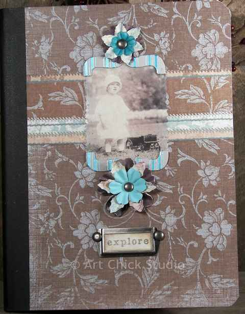 Explore Altered Art Journal