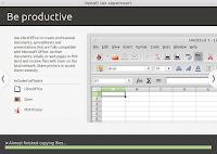 Be productive with famous office suite Libre office