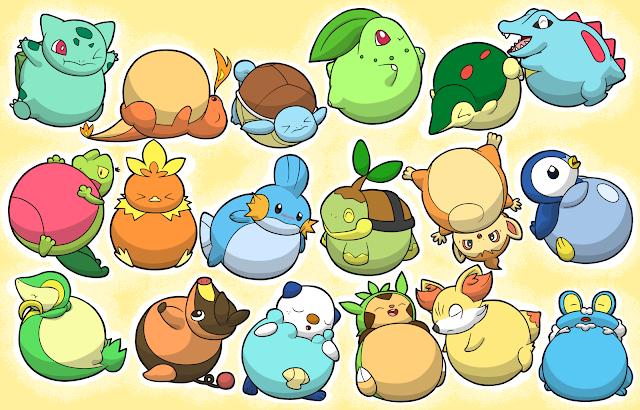pokemon yellow get all starters