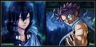 Zeref Natsu Dragneel Fairy Tail Anime Guys Boys Men HD Wallpaper Desktop PC Background 2022