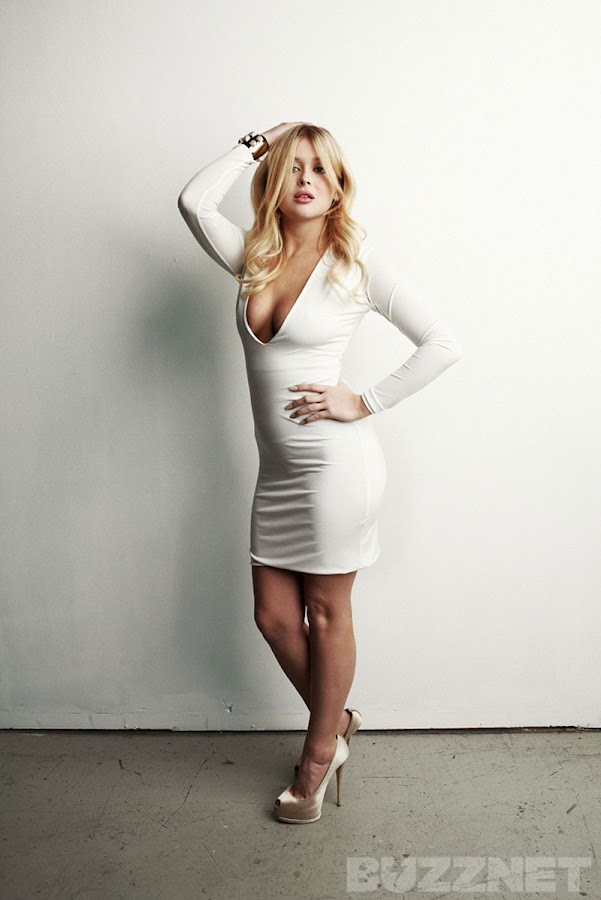 Renee Olstead great body, Buzznet Photoshoot 2012