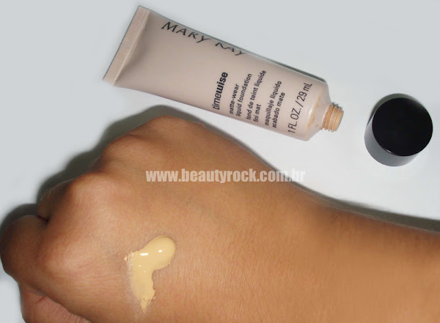 Base TimeWise - Mary Kay beige 02