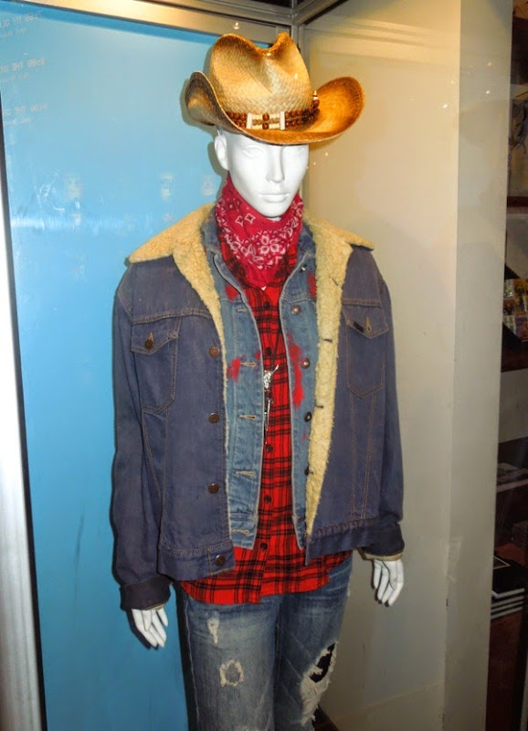Skeleton cowboy costume - photo#13