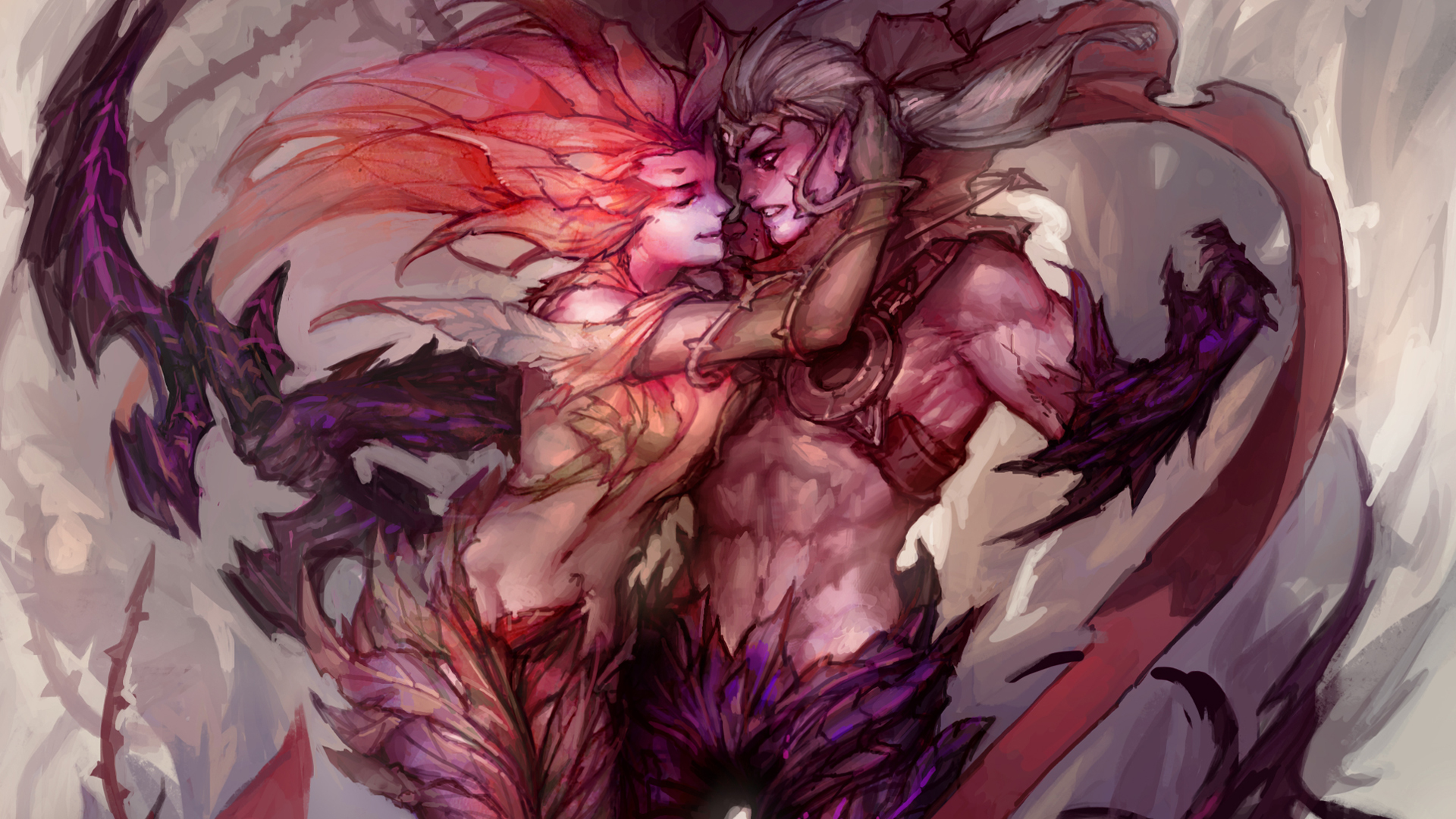 Top Varus Zyra League Of Wallpapers