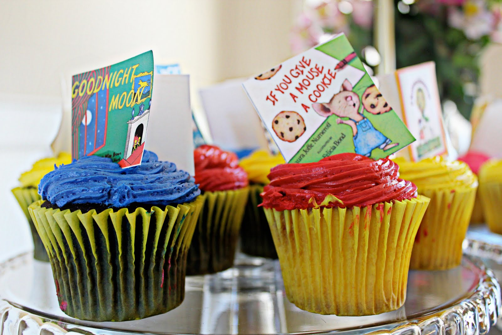 Storybook-Themed Baby Shower