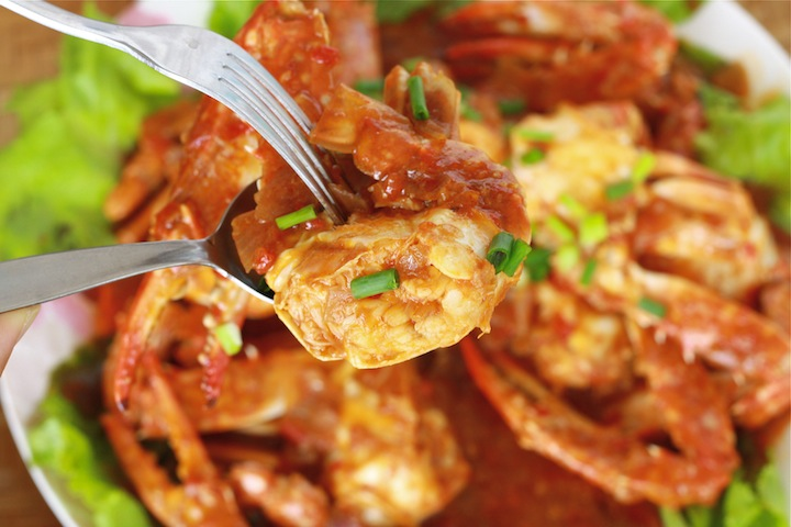 the best malaysian chili crab recipe