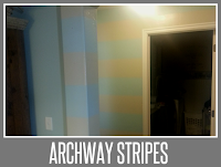 painting horizontal stripes tutorial
