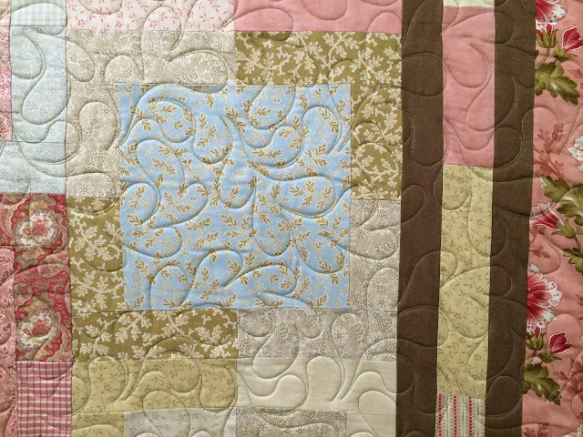 Penny Wheat's Suites Me Quilt