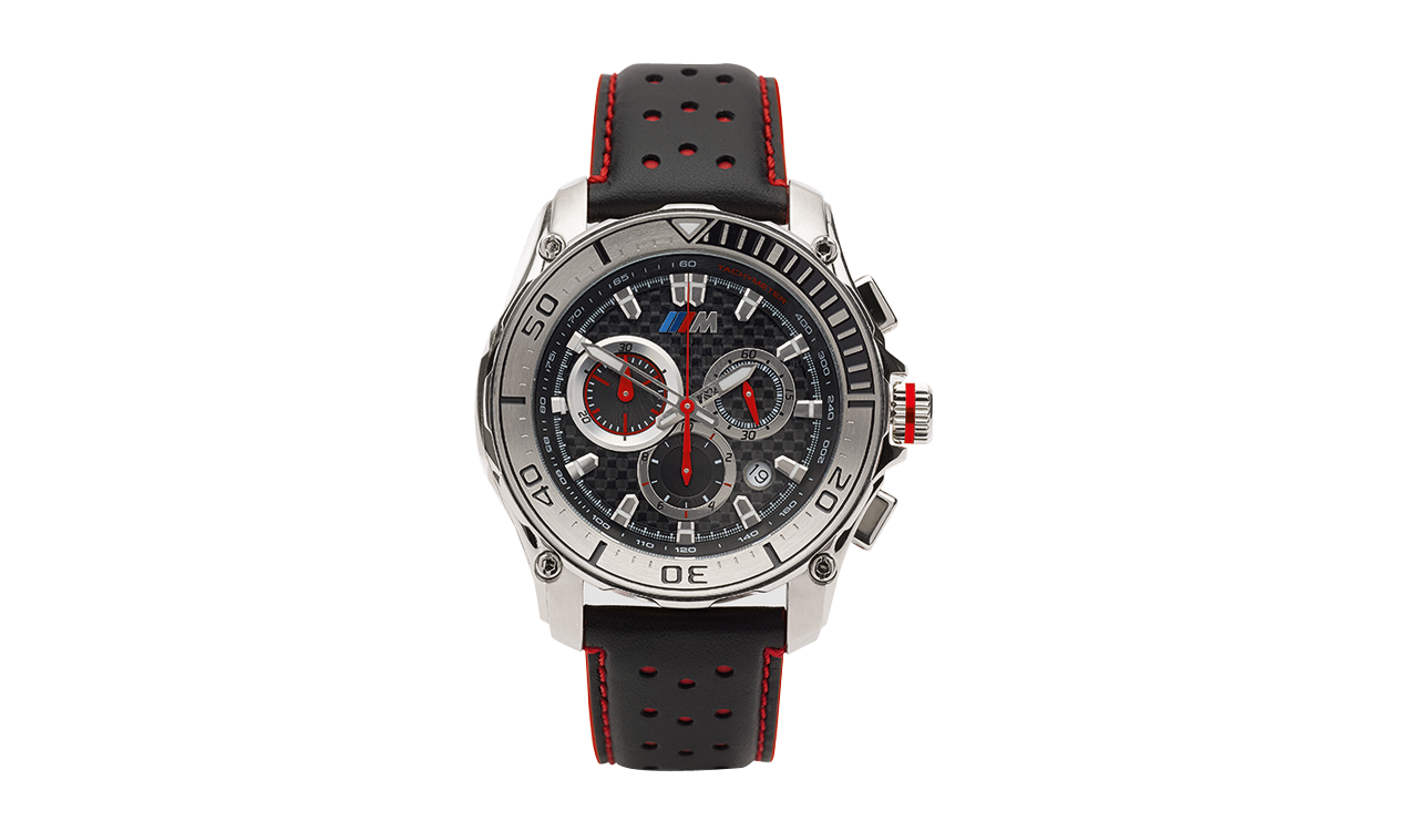 BMW M Carbon Chrono Watch