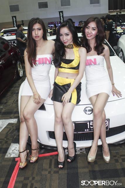 Peri - Peri Seksi di HIN 2014