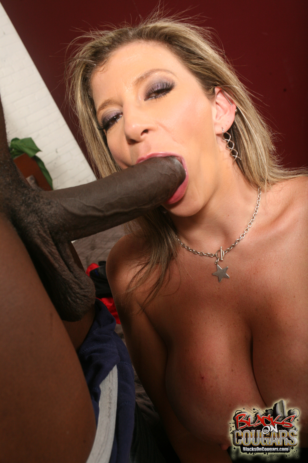 image Busty wifes mother loves sucking and riding his cock