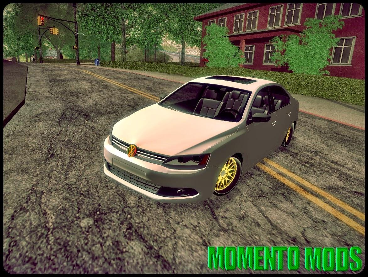 GTA SA - Volkswagen Jetta Rasta