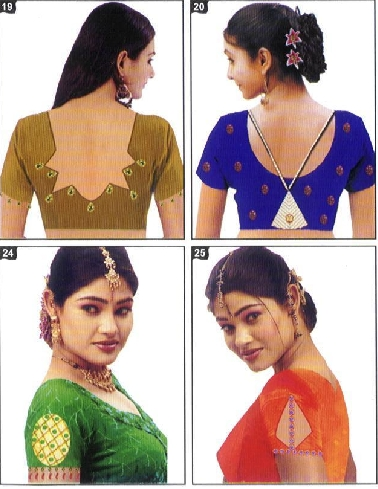 Saree Blouse Patterns and Designs 2010 « Best Deals on Modern and
