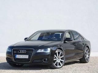 black Audi A8 Diesel 4.2 Tdi car pics