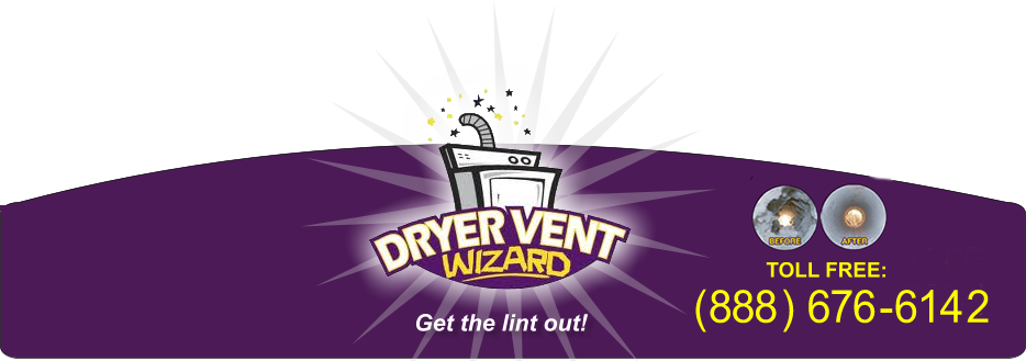 The Dryer Vent Cleaning Wizard 866.498.7233