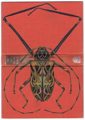 libros con insectos