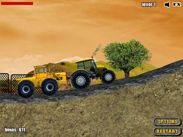 tractor games - traktör oyunları