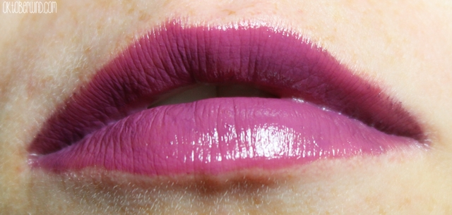 p2-all about berries-blurred lines ombre lipstick shades of lilac - lip