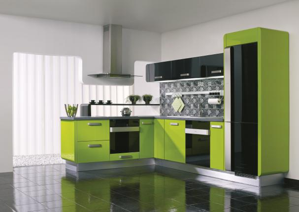 Modern concepts for kitchen design