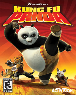Kungfu Panda The Game