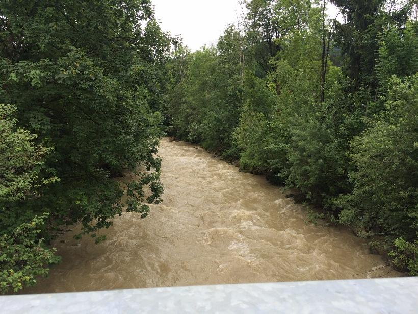 Hopfgarten river