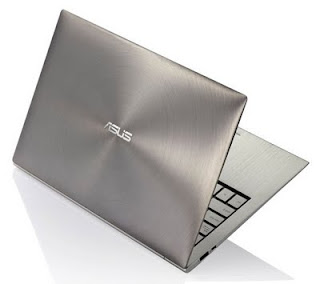 asus laptop ultra thin terbaru 2012