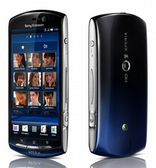 New Sony Ericsson Xperia neo Android Mobile