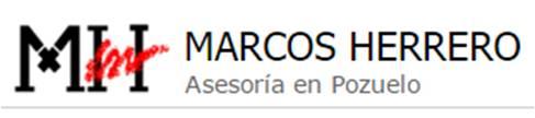 > Asesoría Marcos Herrero. Pozuelo de Alarcón