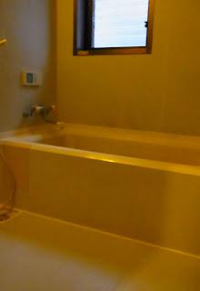 お風呂の湯垢 アフター画像