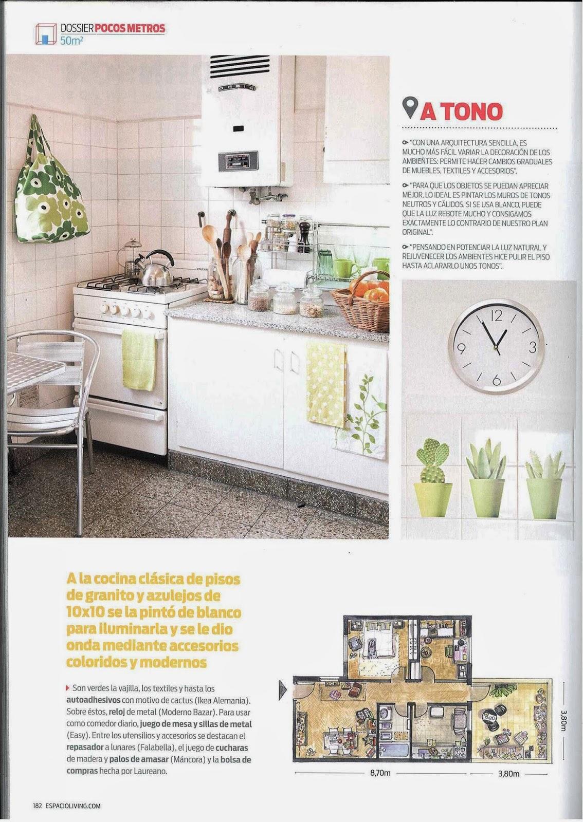 Mi Casa En Revista Living El Blog De El Marques