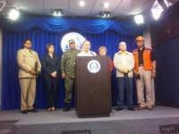 Gobierno suspende clases este lunes y realiza evacuaciones en zonas vulnerables de San Cristóbal, Barahona y San Juan