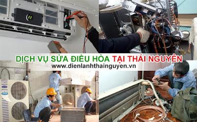 Sửa Điều Hòa tại Thái Nguyên