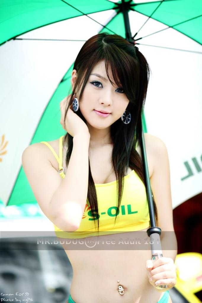 Foto Cantik Umbrella Girls MotoGP Seksi Banget Gan!