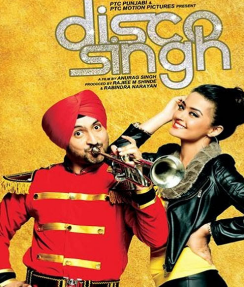Watch Disco singh (2014) Full Punjabi Movie Free Download