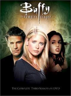Buffy   A   Caça   Vampiros  –   3ª Temporada Completa