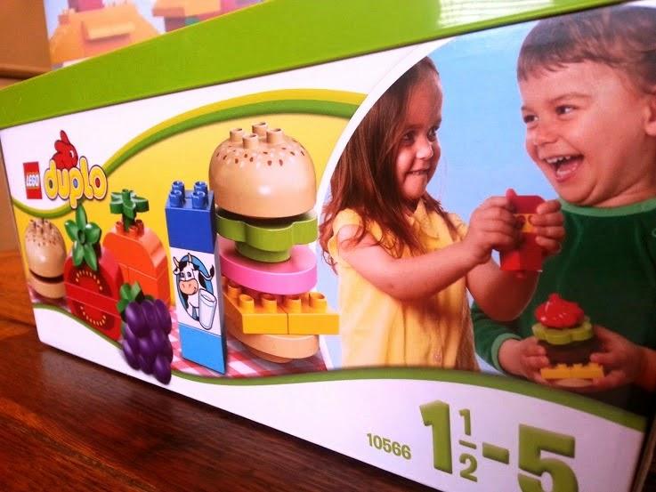 LEGO DUPLO 10566 Creative Picnic set