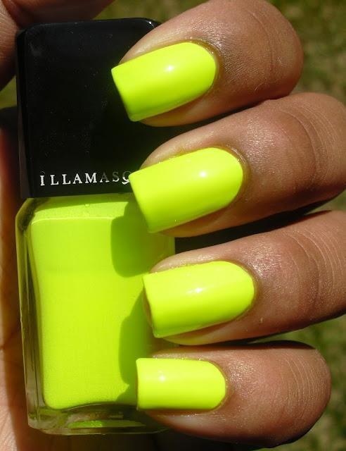 Trendsfor 2014: NEON nail polish 2012 | Neon nails
