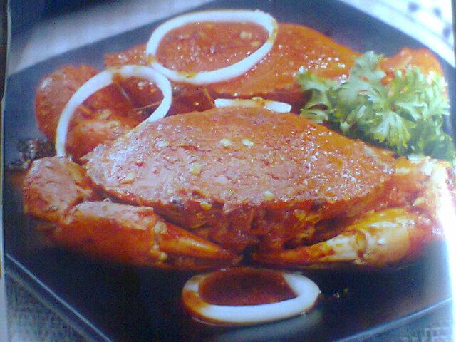 Kepiting Pedas