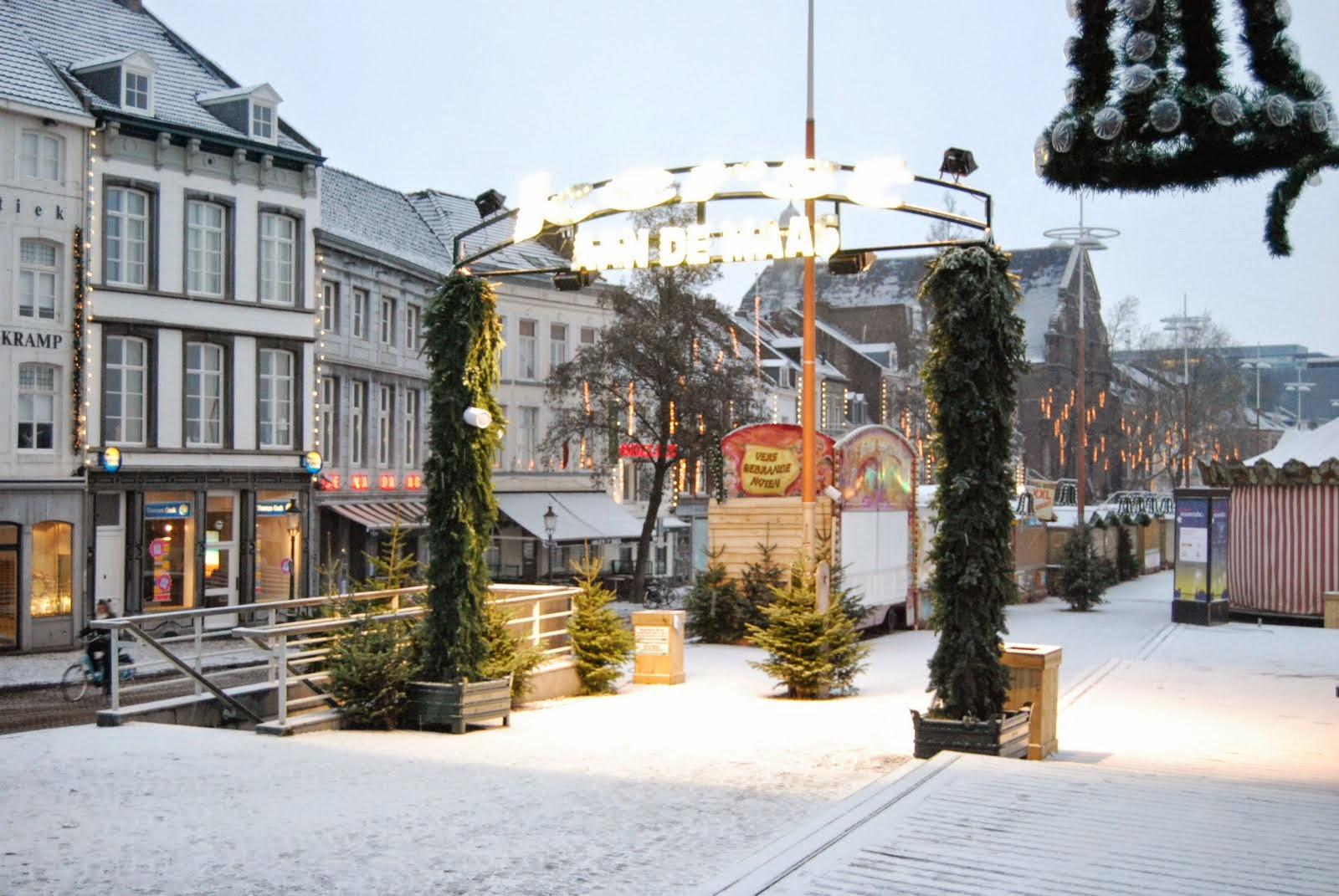 does it snow in the netherlands