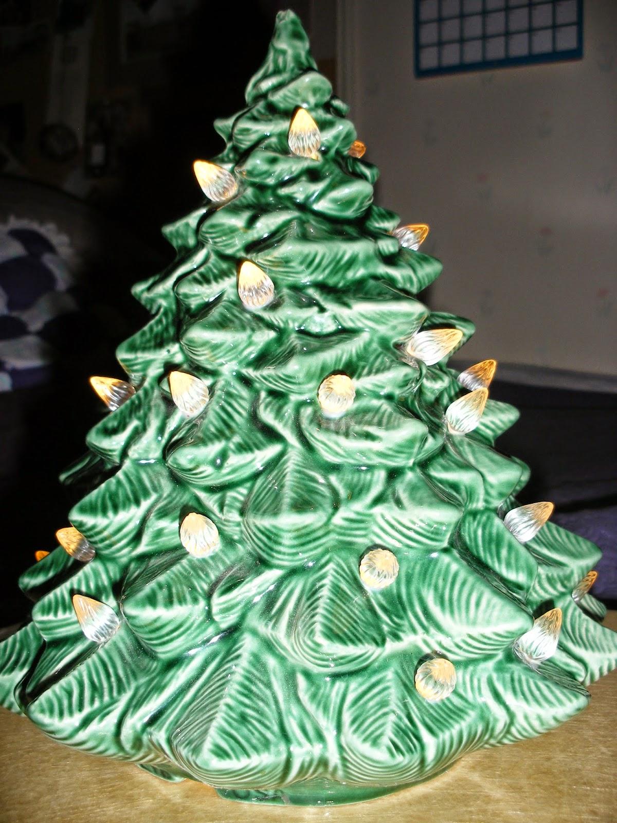 Christmas Tree Lights White Cord