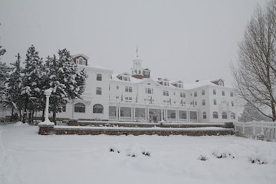 The haunted Stanley Hotel in Estes Park, Colorado was the inspiration for Stephen King's The Shining and it is actually haunted by many ghosts.