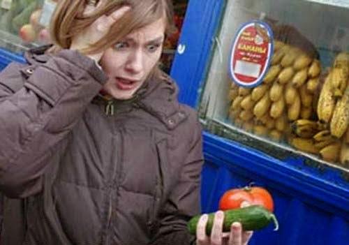 Почему в России продукты дорожают быстрее, с чем связан рост цен, насколько подорожают продукты в 2015 году прогнозы инфляции