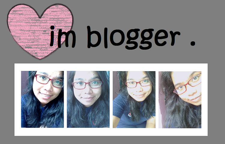 I'M BLOGGER :)