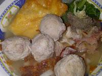 Alamat Kuliner Bakso Pak Geger Semarang