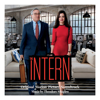 The Intern Soundtrack by Theodore Shapiro