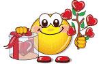 Smiley gift