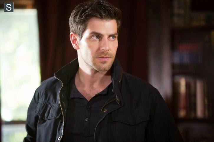 Grimm - David Giuntoli Interview - Questions Needed