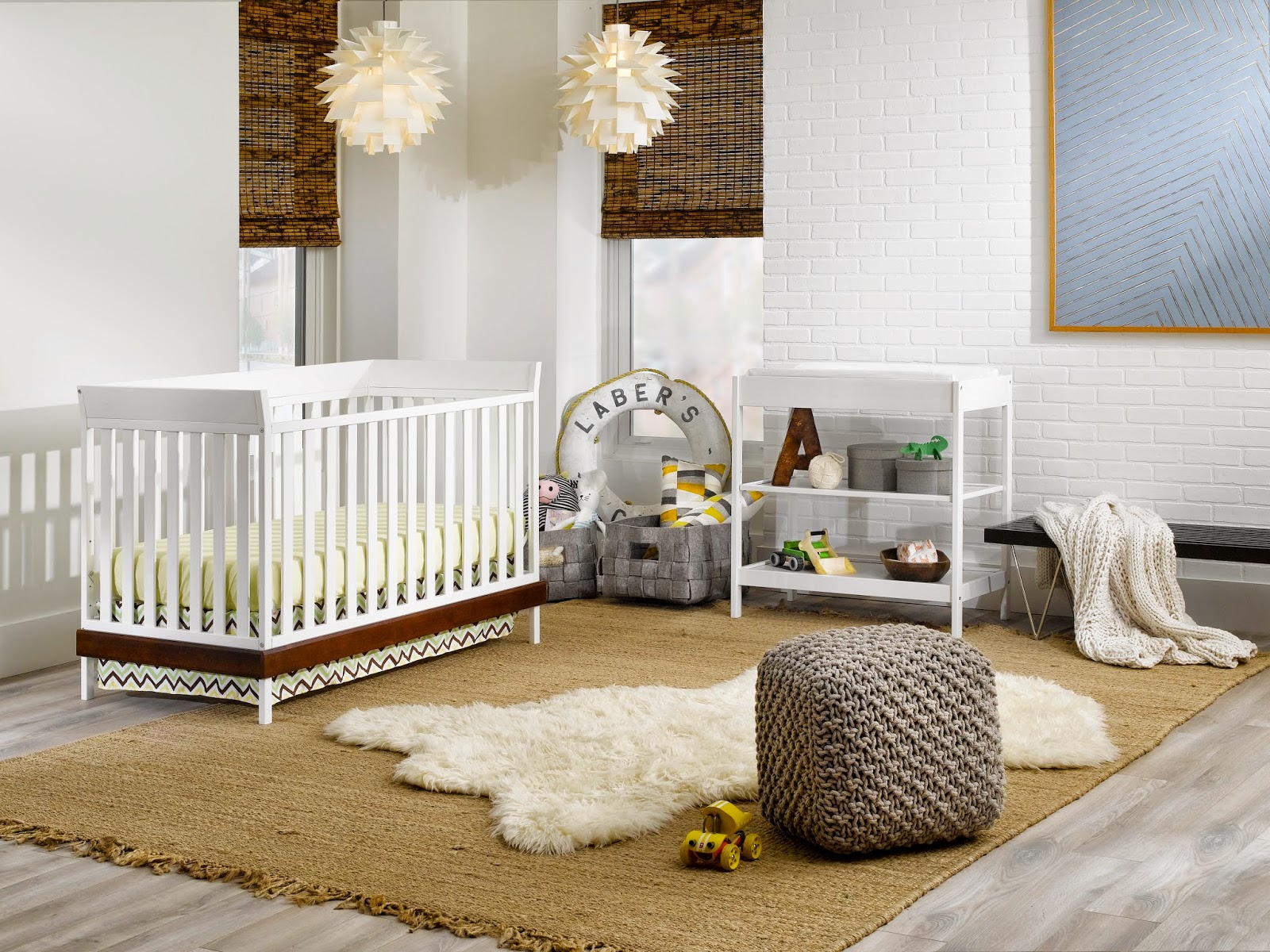 Urbini Dream Nursery Instagram Contest