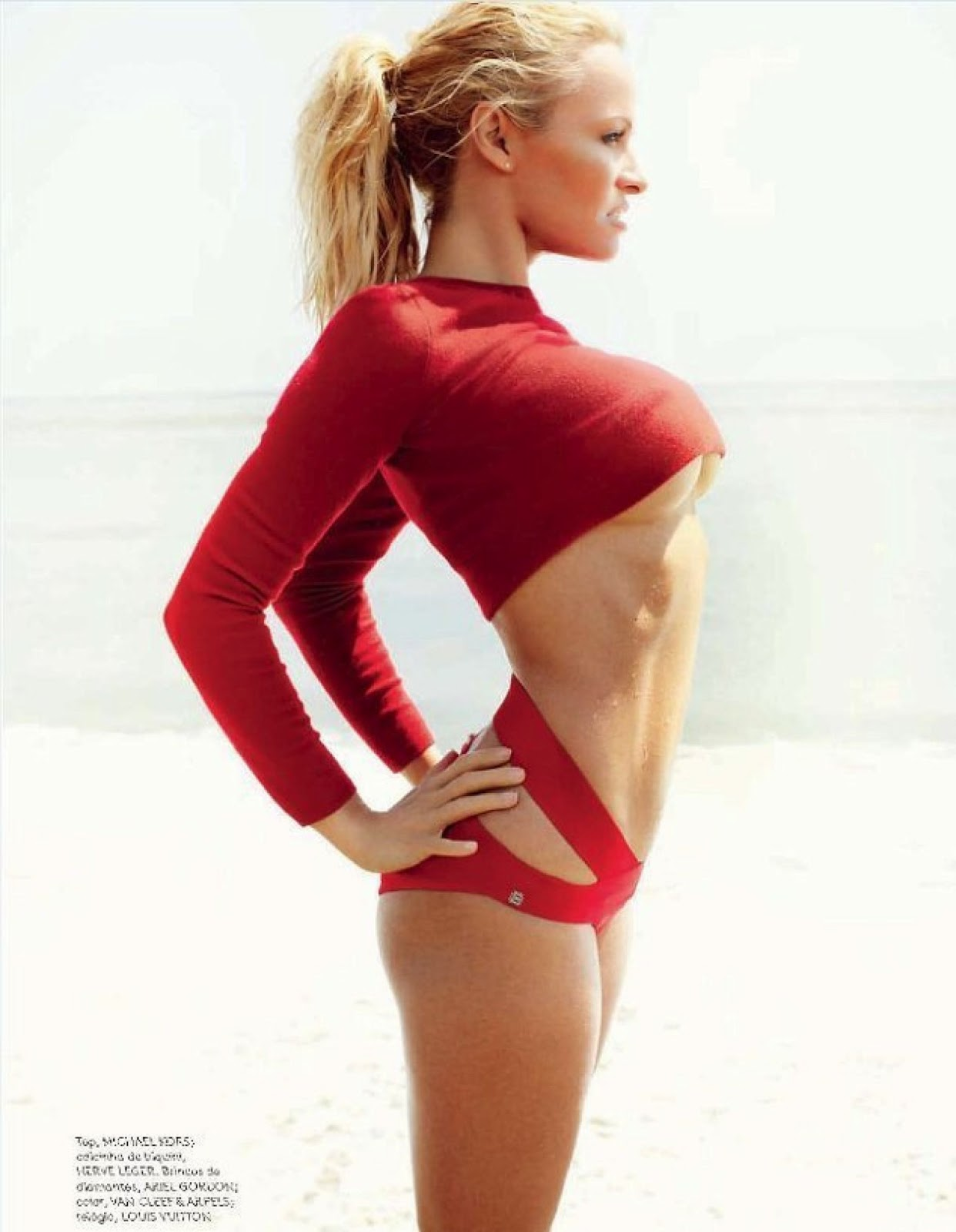 Think, pam anderson pictures bikini